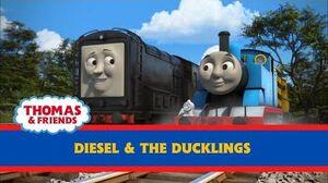 Diesel and the Ducklings - UK - HD