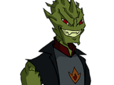 Drago (Jackie Chan Adventures)