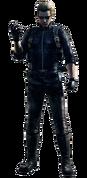 Wesker Revelations 2 Render