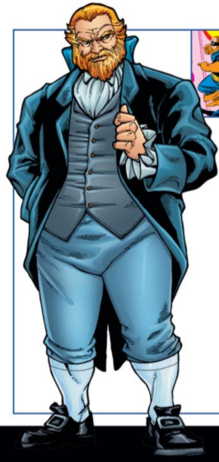 Harry Leland (Earth-616) from X-Men Phoenix Force Handbook Vol 1 1