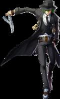 Hazama (Chronophantasma, Character Select Artwork, 2)