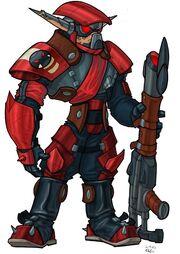 Krimzon Guard