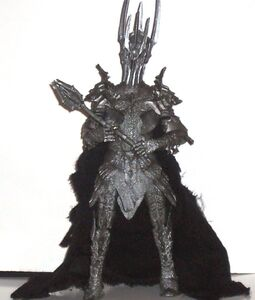 Lord of the Rings Sauron 3