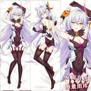 Pillow-Case-Anime-Honkai-Impact-3-Kiana-Kaslana