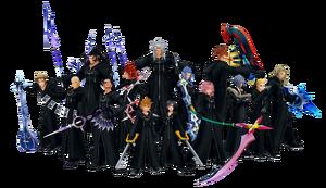 The Organization XIII