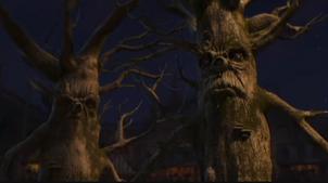 Trees shrek