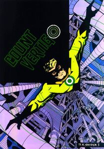 Count Vertigo New Earth