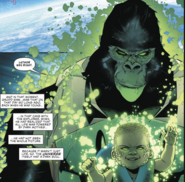 Grodd ulimate power unlimted