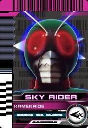 Kamen Ride Sky Rider