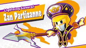 Lightning General Zan Partizanne
