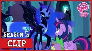 "MLP FiM – If Nightmare Moon wasn't Defeated ""The Cutie Re-Mark"" HD"