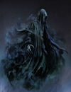 Post-art of a Dementor