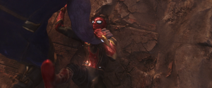Thanos Attacked Spider-Man (Final)