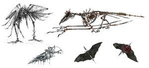 9 concept art winged beast by therealzadrpunk13-da202f7