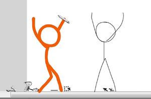 Animator vs. Animation - Strong Man 2