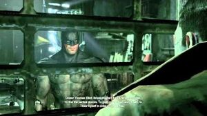 Batman Arkham City - Hush