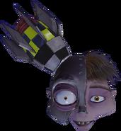 Crash Bandicoot N. Sane Trilogy Doctor N. Gin Head in Vortex