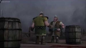 Dagur death R I P dagger the deranged