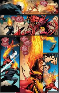 Ghostrider Carnage Vs Ghostrider 04