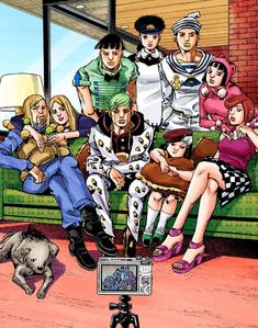 JOJO family