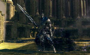 Knight Artorias the Abysswalker