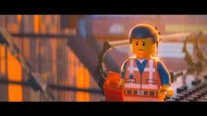 The LEGO Movie - Emmett vs
