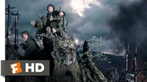 The Lord of the Rings The Two Towers (9 9) Movie CLIP - The Ents Attack Isengard (2002) HD
