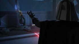 Vader pulls
