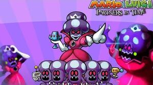 All Princess Shroob Moments - Mario & Luigi Partners in Time