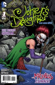 Batman Joker's Daughter Vol 1 1