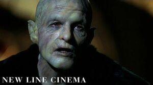 Blade II (2002) - Blade meets Overlord Eli Damaskinos