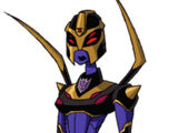 Blackarachnia (Transformers Animated)