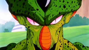 Imperfect Cell Grin Evilly