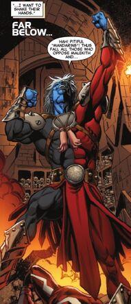 Malekith (Earth-616) from Iron Man Vol 5 26