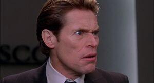 Norman Osborn Angry