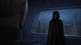 Vader driven