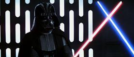 Vader strikes