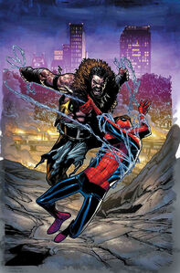 Amazing Spider-Man Vol 5 21 Textless