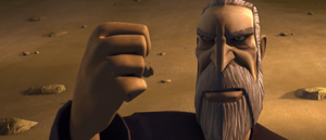 Count Dooku crush