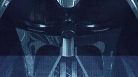 Darth Vader communicates