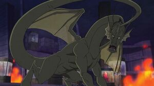 Fin Fang Foom Guardians of the Galaxy