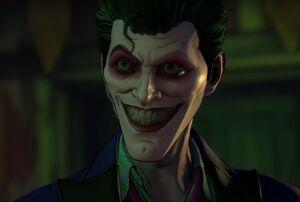 JokerVillain