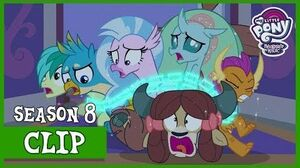 Neighsay Accuses & Captures The Young 6 (School Raze) MLP FiM HD