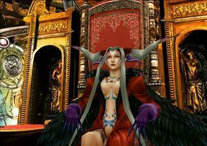 Queen Ultimecia's Throne