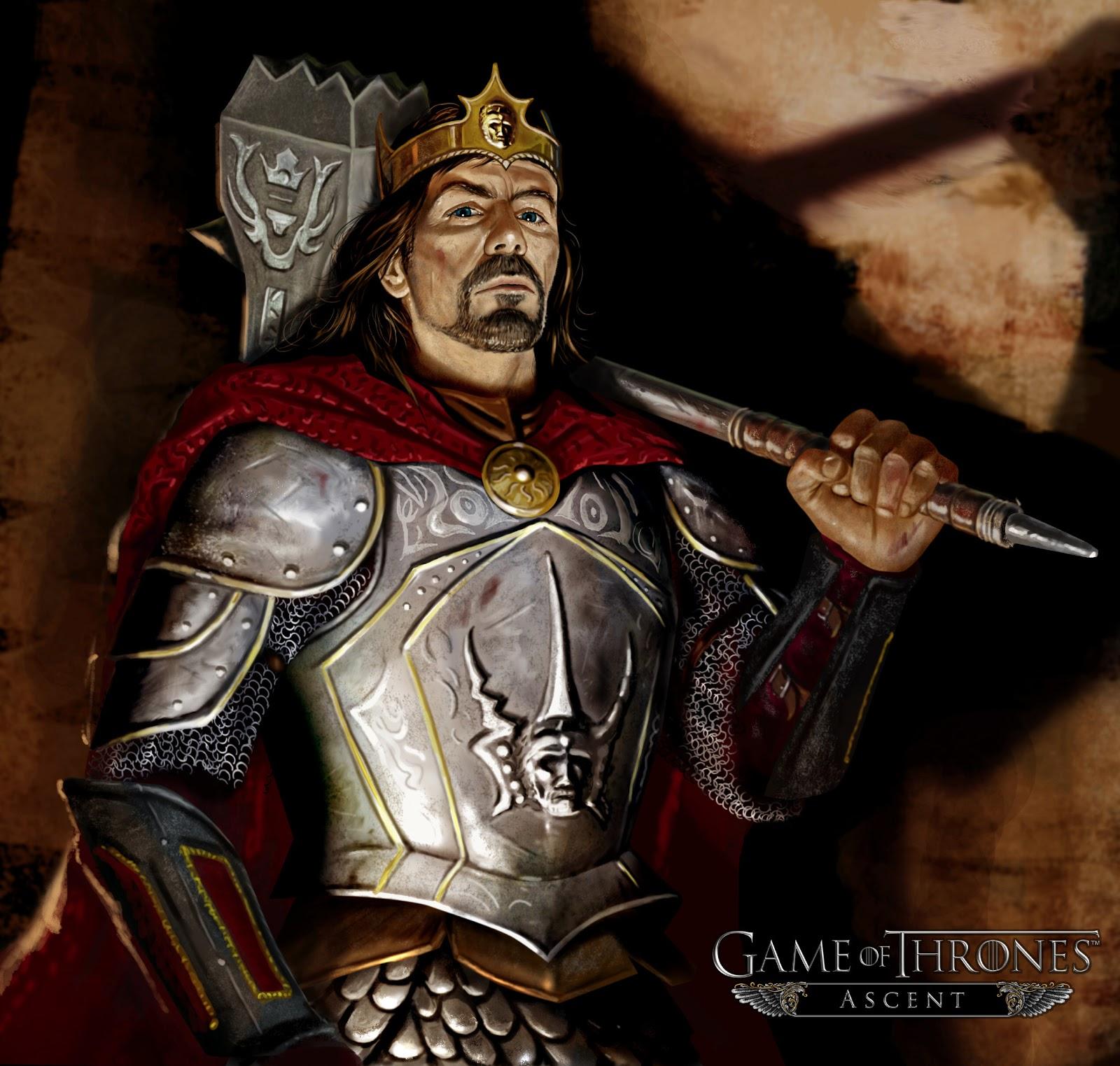 Robert Baratheon: Image - Robert Baratheon Warhammer.jpg