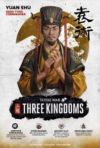 TW3K Yuan Shu