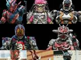 Kaijin Riders