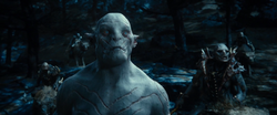 Azog Smell of Fear