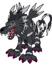 BlackGarurumon
