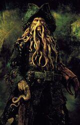 Davy Jones (Pirates of the Caribbean)